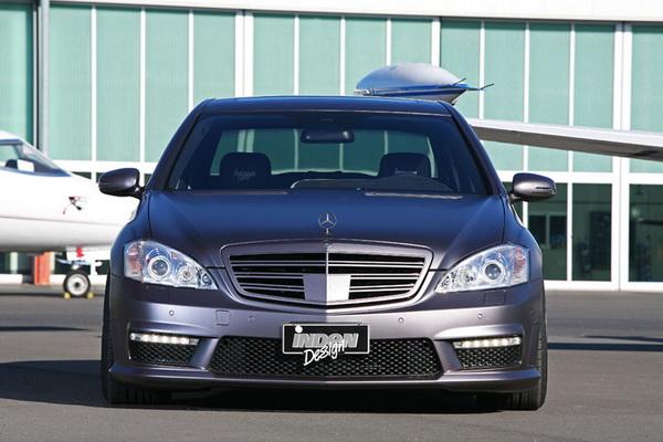 Mercedes-Benz S-Класса 2011 модельного года