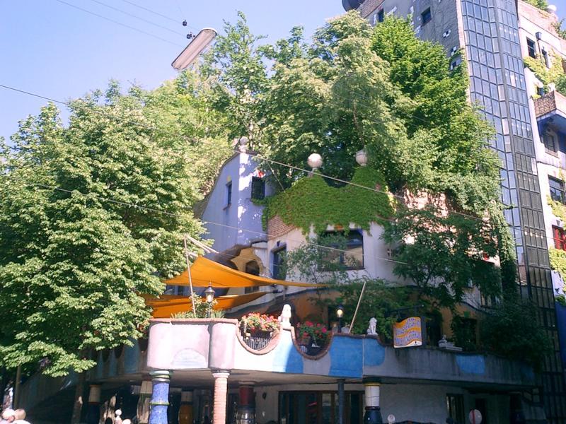 KunstHausWien в Вене