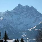 Французы пострадали от лавины в Швейцарии