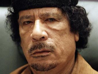 Каддафи пригрозил нанести ответные удары