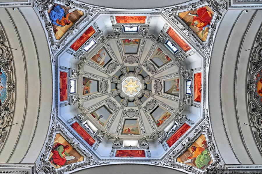 Купол Зальцбургского собора