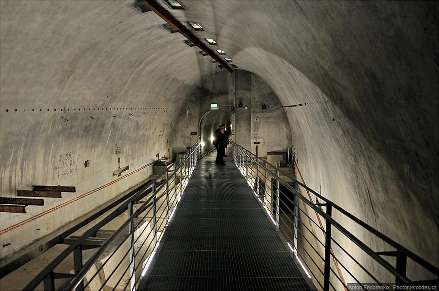 Подземный бункер Гитлера в Оберзальберге