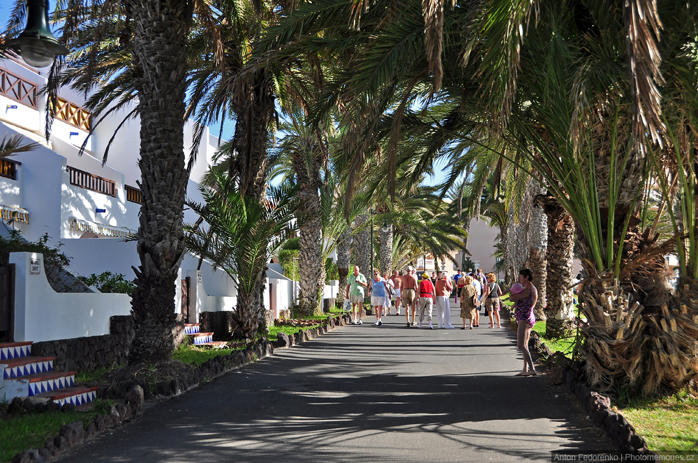 Побережье Лас Америкас, дорога вдоль пляжей