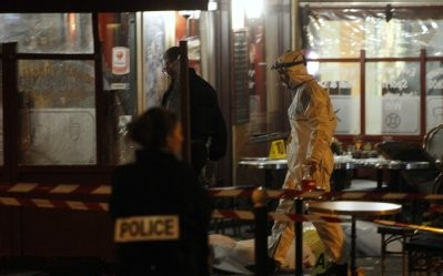 Стрельба в парижском кафе