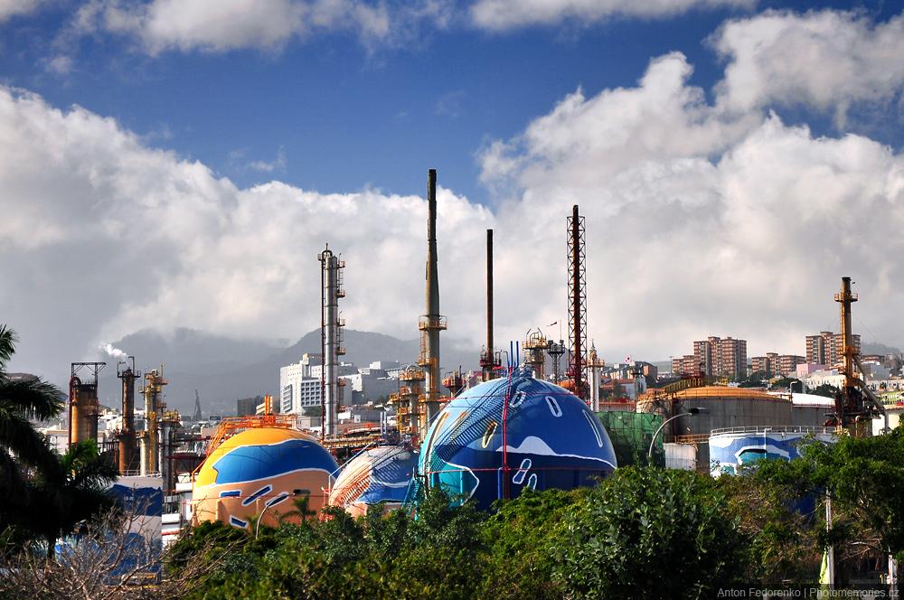 Санта Круз - столица Тенерифе