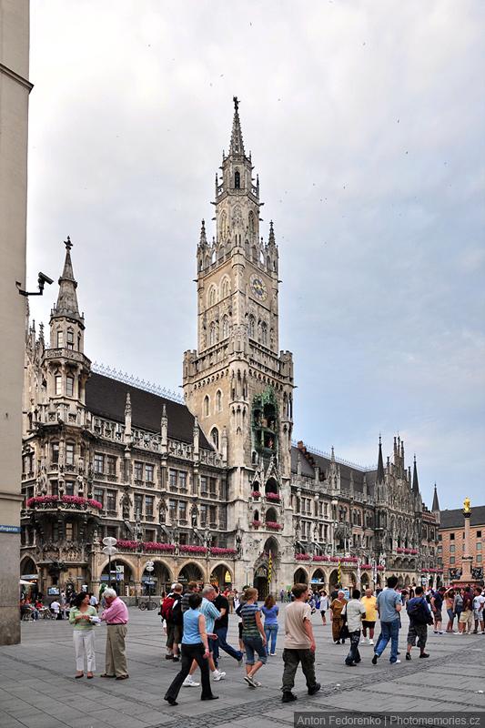Мюнхенская ратуша