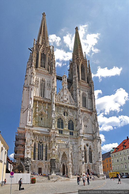 Собор в Регенсбурге