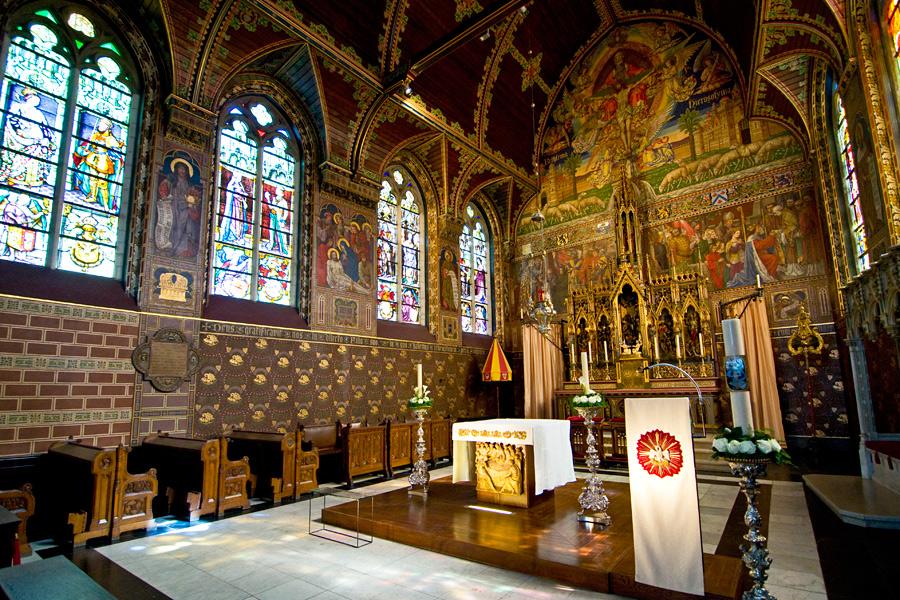 Базилика Святой Крови в Брюгге