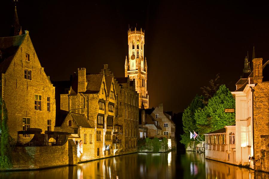 Ночь в Брюгге