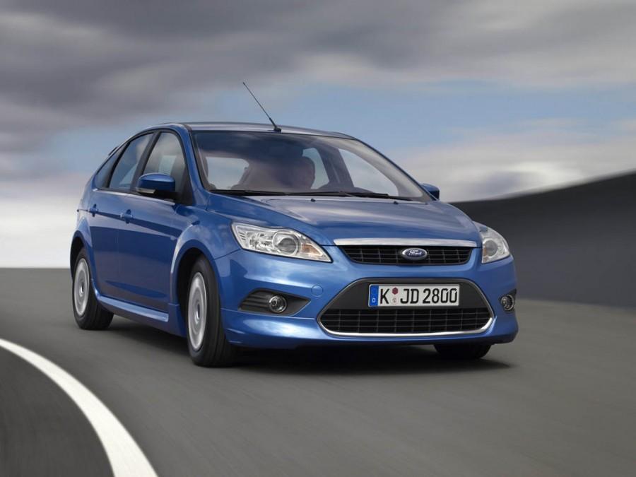 Ford Focus, продажи - 36,3 тыс. шт.