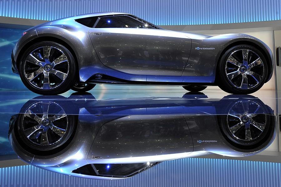 Новый Nissan Esflow