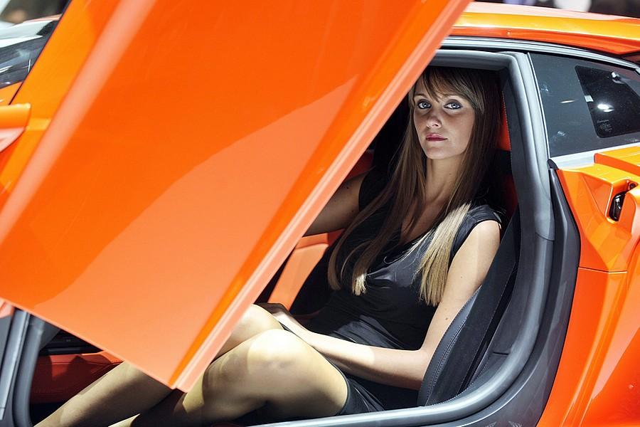 В новом Lamborghini LP 700-4 Aventador