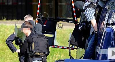 Террористы планировали кровавую бойню в Германии