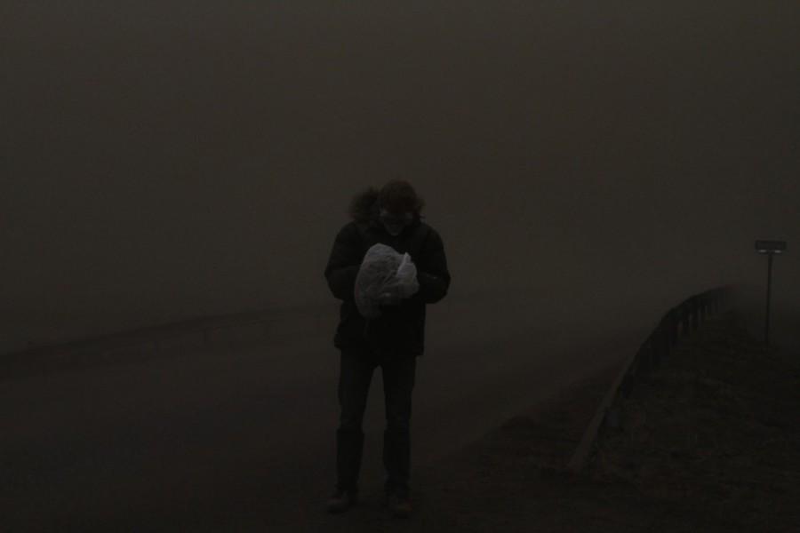 Извержение вулкана Гримсвотн, Исландия