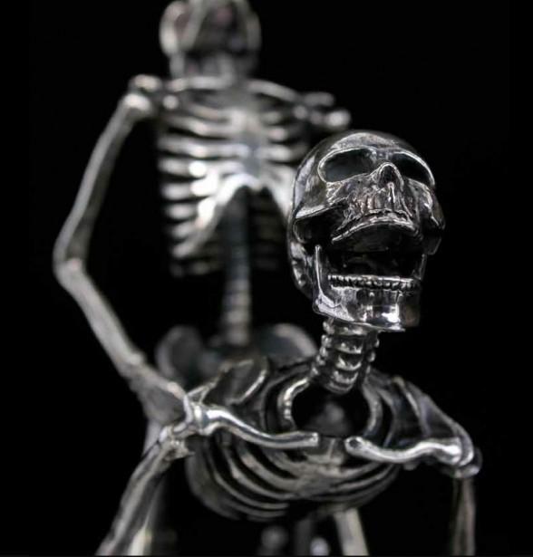 Cкульптор Жан-Марк Ларош - Камасутра для скелетов