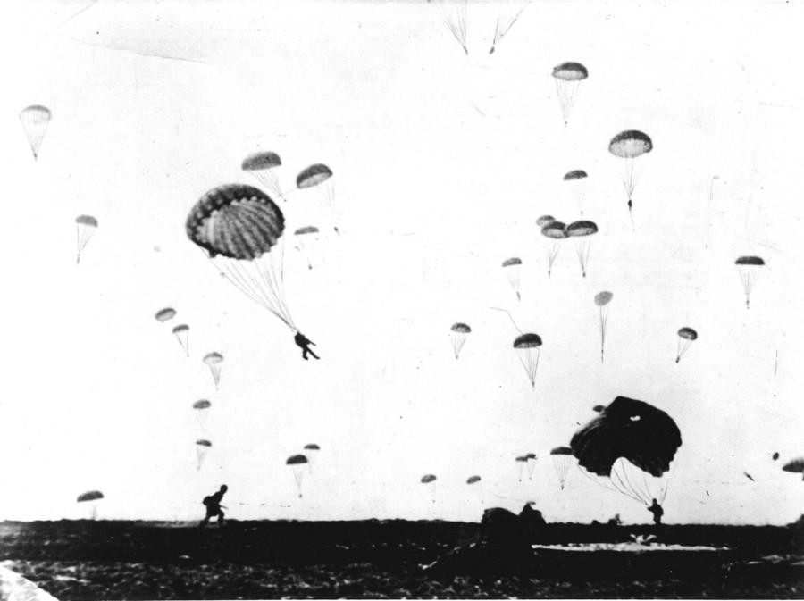 Освобождение Нидерландов - Высадка десанта в Арнеме