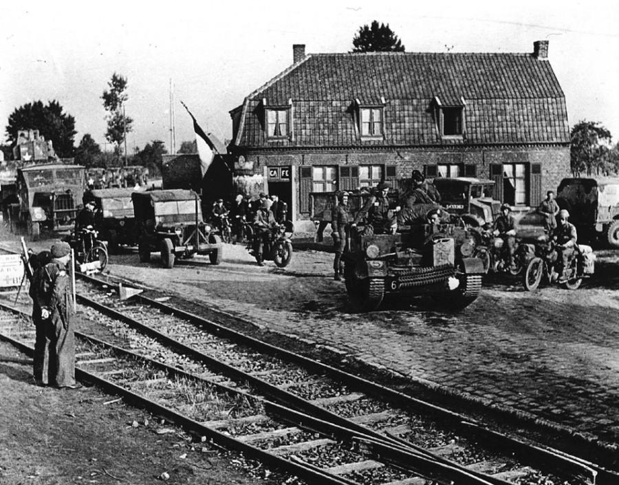 Освобождение союзниками Нидерландов (ANP)