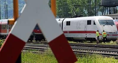 Исламисты оставили CD с угрозой в немецком поезде