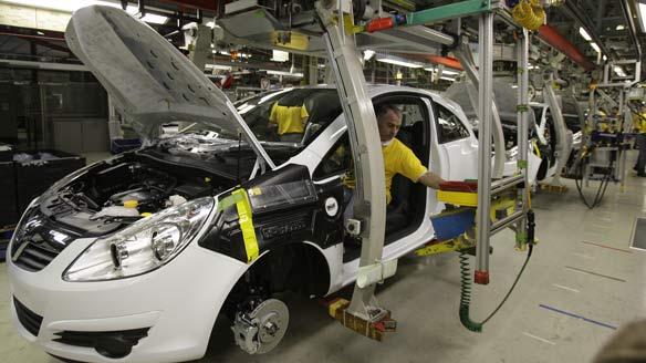 Спрос на немецкие авто увеличился