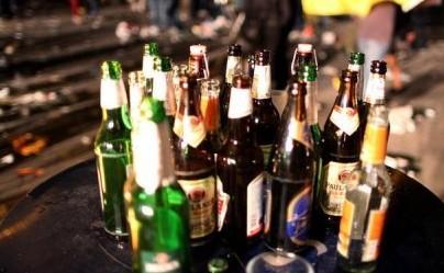 Немцы много пьют