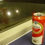 До конца лета ещё можно баловаться пивком в поездах Гамбурга