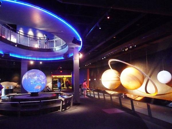 Центр науки «Коперник» в Варшаве