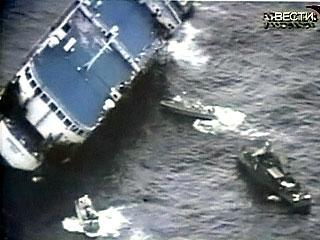 В Средиземном море затонуло судно с мигрантами