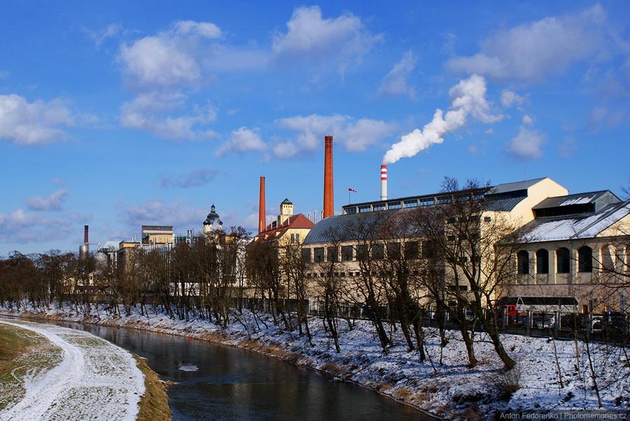 Как варится самое изветное чешское пиво Pilsner Urquell?
