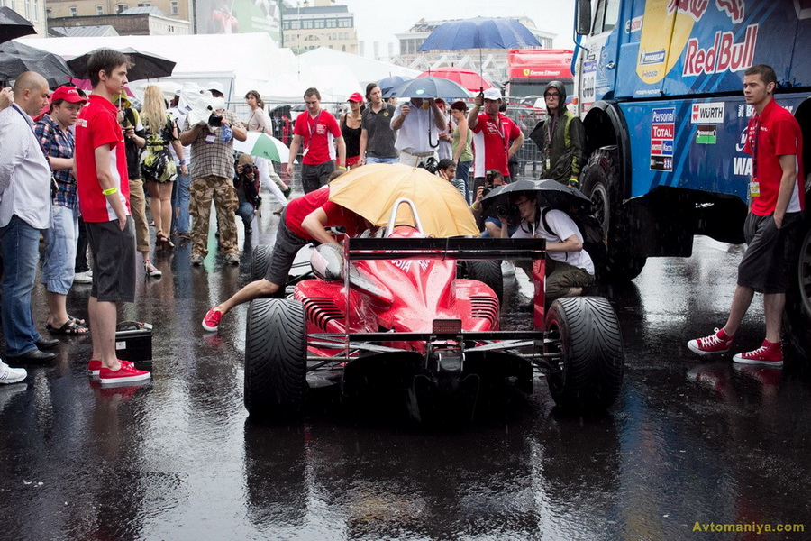 Moscow City Racing 2011