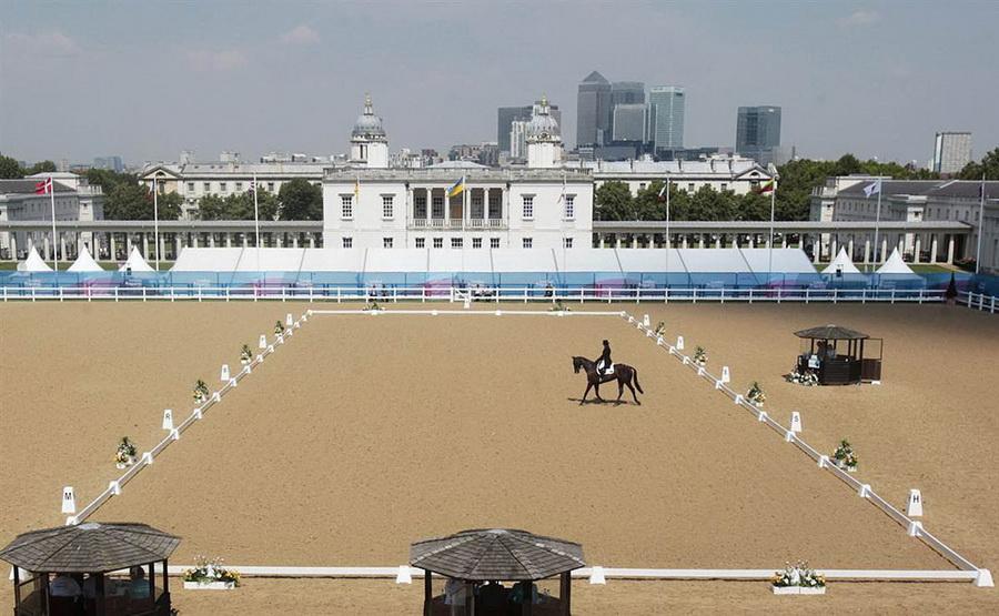 Олимпийские объекты в Лондоне