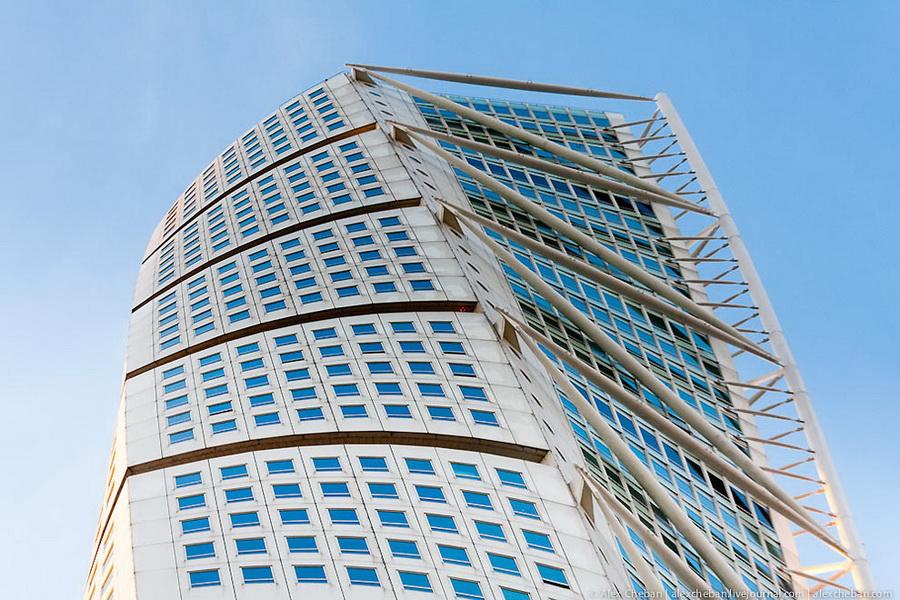 Мальмё - город архитектуры