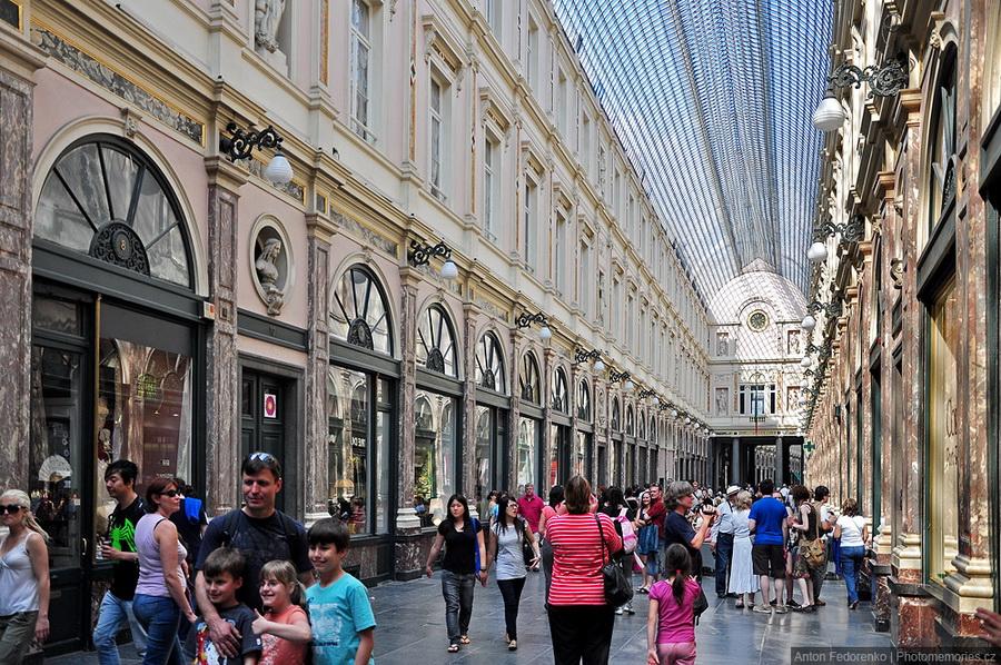 Брюссель - настоящая столица Европы
