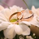 Молодые смогли пожениться только на следующий день