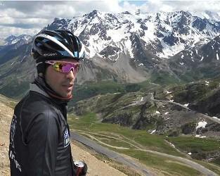 """""""Тур де Франс"""" на мифической горе Галибье"""