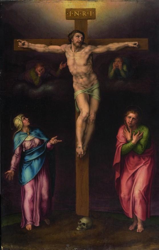 пропавшая картина Микеланджело