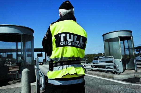 Дания восстановила пограничный контроль
