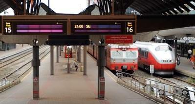 В Осло несколько часов был закрыт вокзал