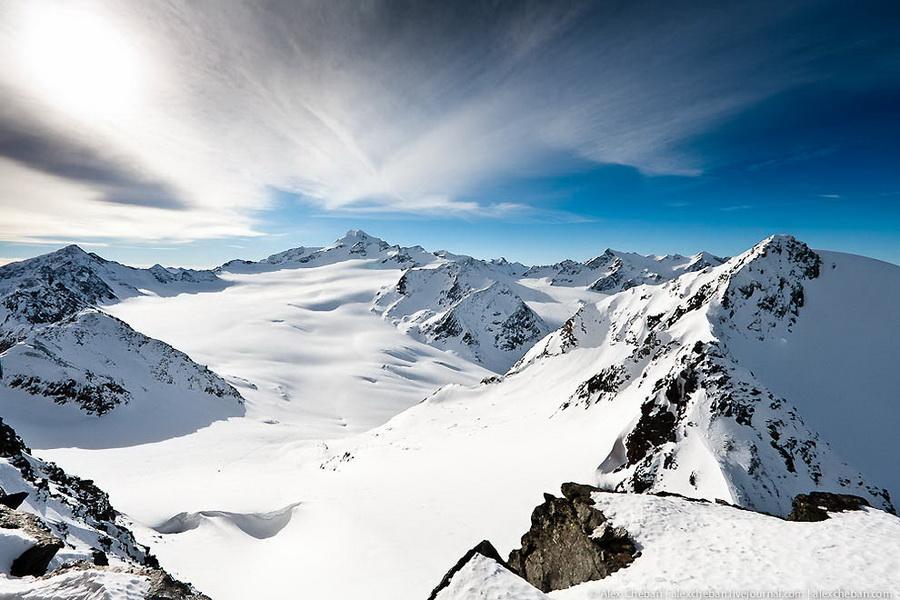 Зёльден - горнолыжный рай