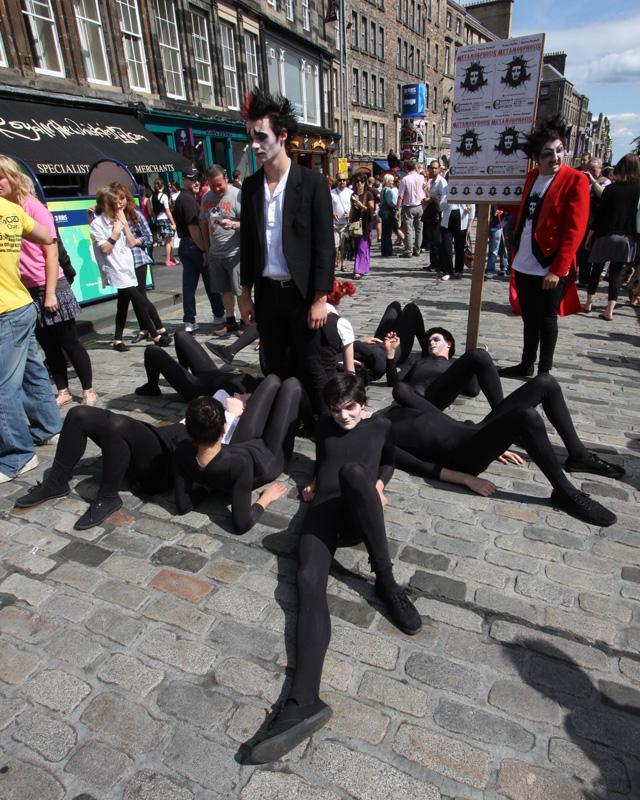 Фестиваль искусств Fringe 2011