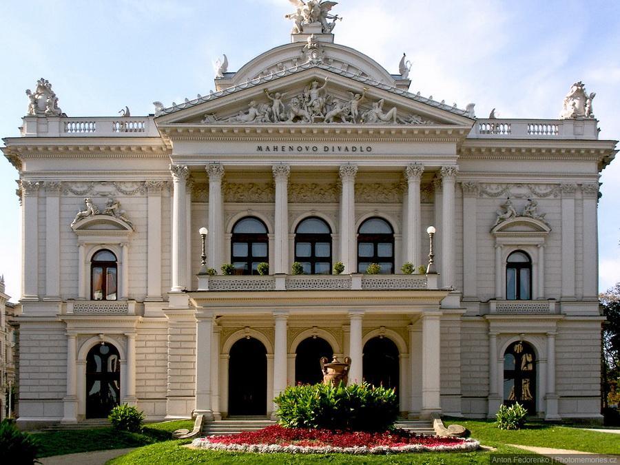 Брно - столица Моравии
