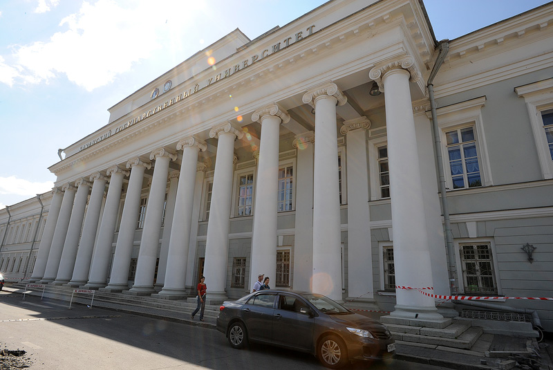 Казань – город контрастов