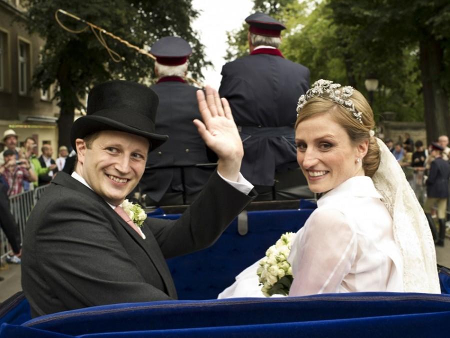 Свадьба Георга Фридриха Прусского