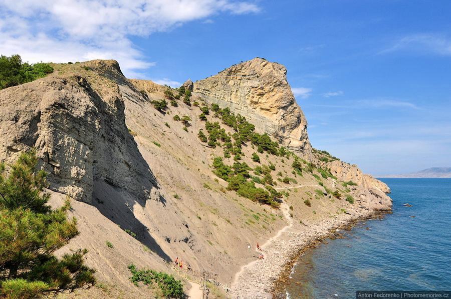 Голицынская тропа в Крыму