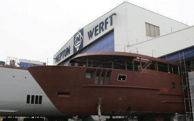 В Германии построят судно для работы на глубине 11 тыс.м