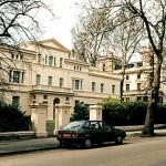 Новый особняк Абрамовича в Лондоне