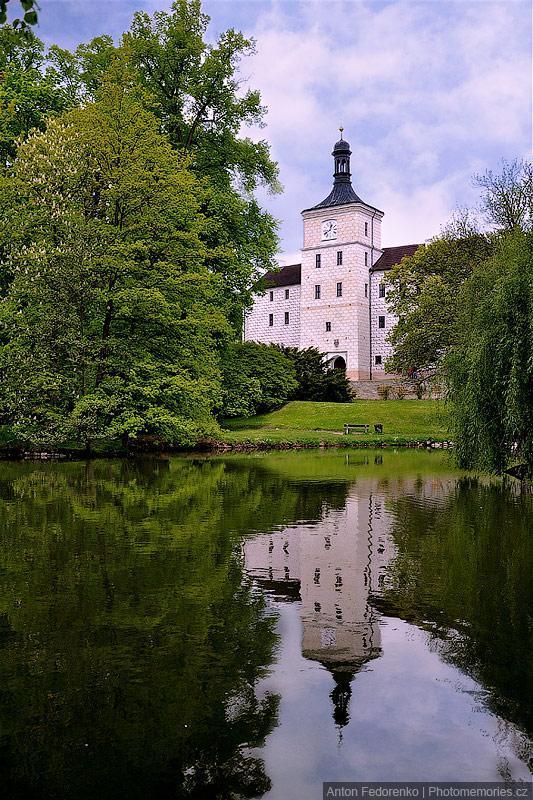 Замки Чехии - Бржезнице