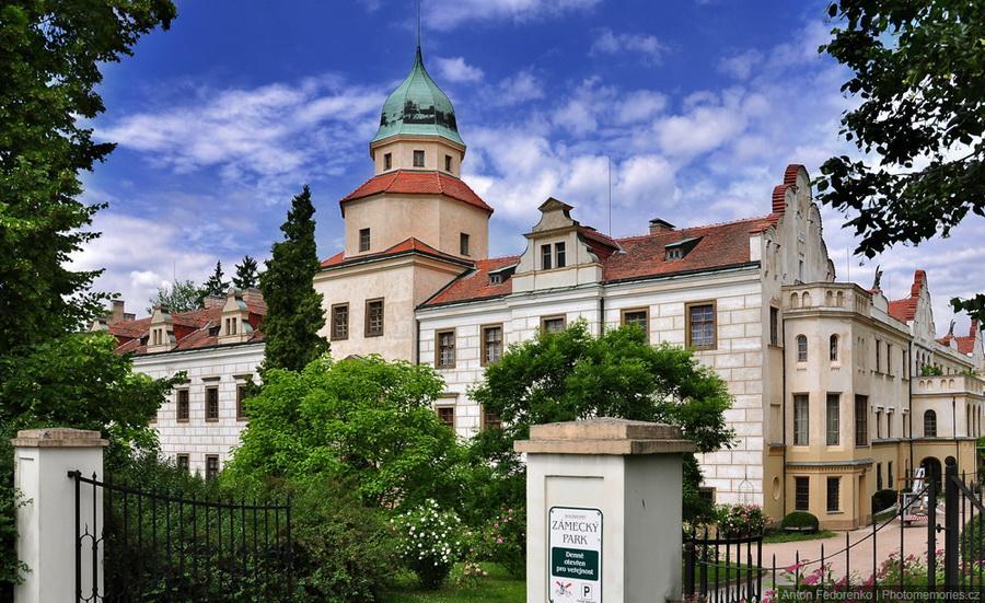 Замки Чехии - Частоловице