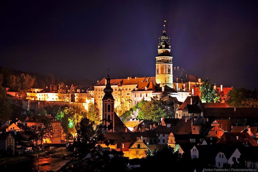 Замки Чехии - Чешский Крумлов