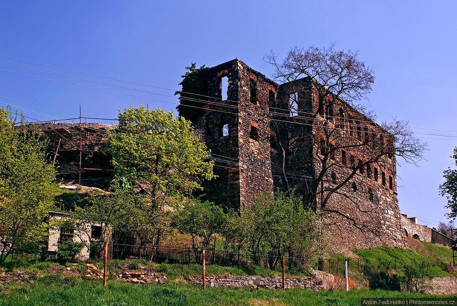 Замки Чехии - Хватерубы