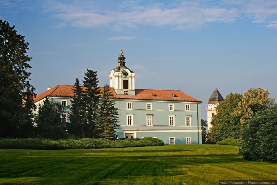 Замки Чехии - Дачице